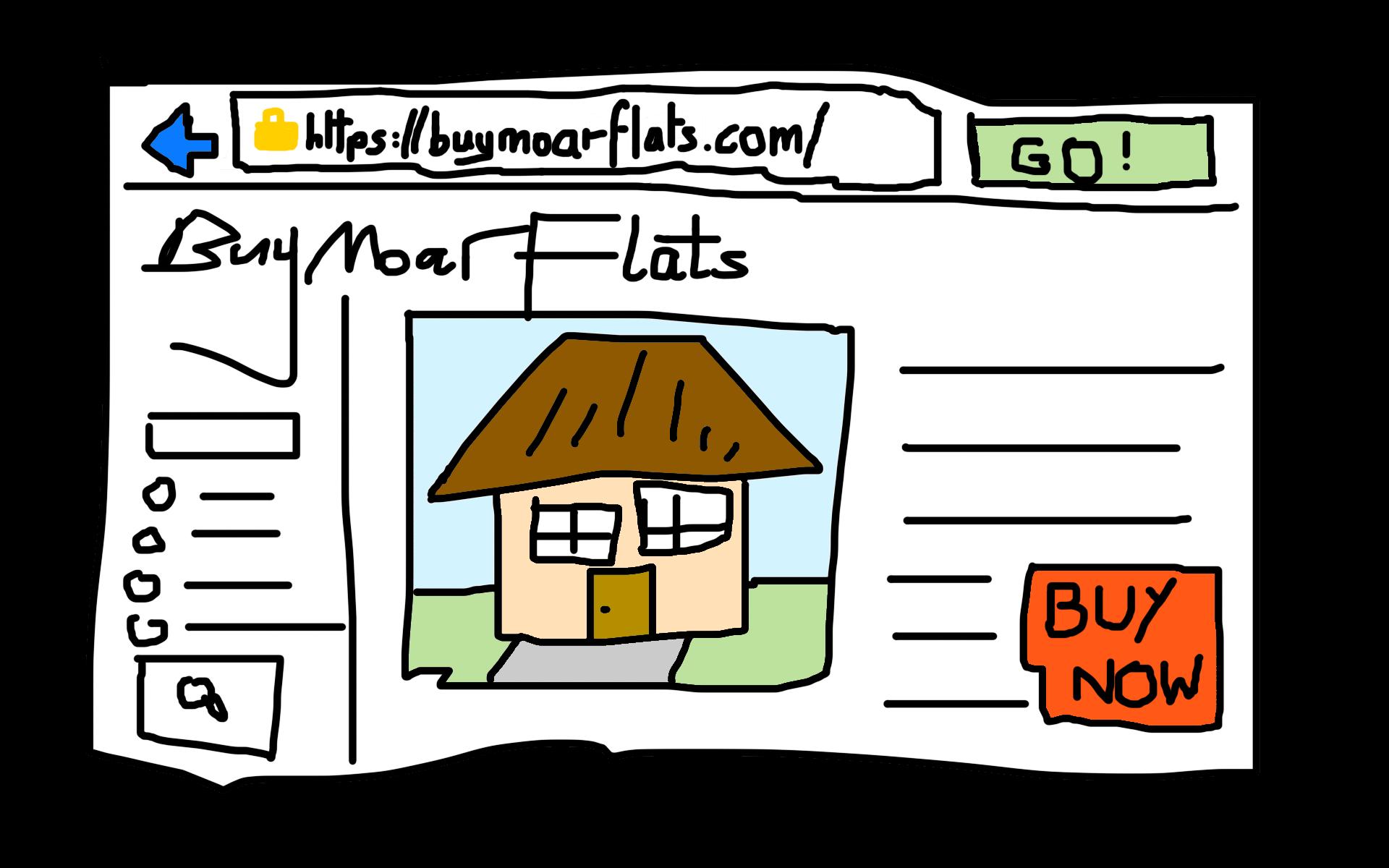 BuyMoarFlats.com